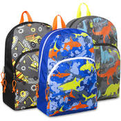 Boys Character Backpacks- 15 Inch