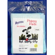 Puppy Pads 5 Pack