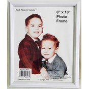 "8"" x 10"" Picture Frame White"