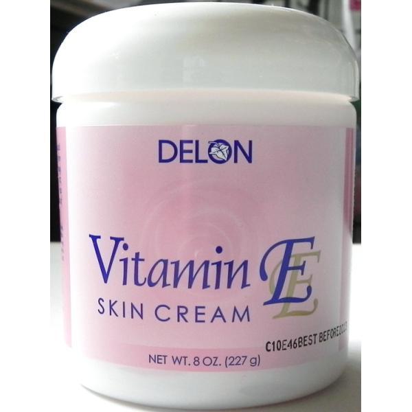 Wholesale Delon 8 Oz Vitamin E Skin Cream Sku 635648