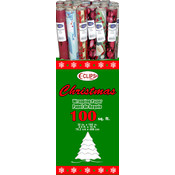 "Christmas Gift Wrap Rolls 30"" x 100 Sq. Ft."