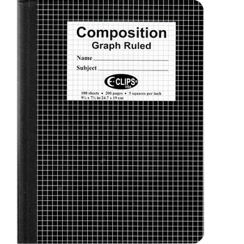 Image result for graph ruled notebook
