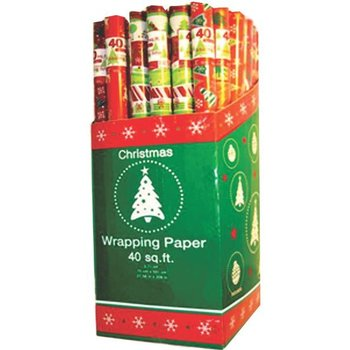 cheap christmas wrapping paper wholesale Shop target for christmas wrapping paper & supplies you will love at great low  prices free shipping on orders of $35+ or free same-day pick-up in store.