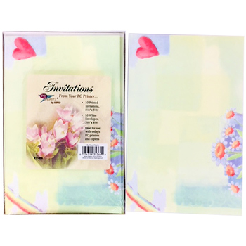 Wholesale greeting cards bulk greeting cards cheap cards rainbow invitation envelopes m4hsunfo