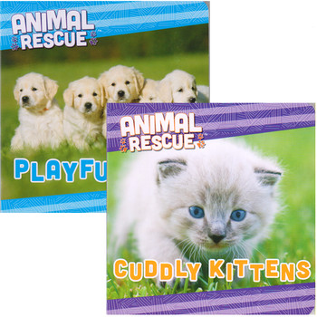 Childrens Animal Rescue Board Books