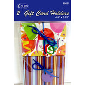 Everyday Gift Card Holder - 2 pack