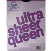 Angel Skin Ultra Sheer Queen Pantyhose