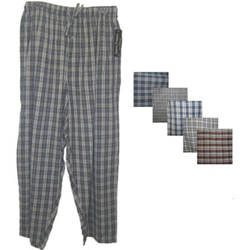 Women's pajama pants are just as luxurious. They also come in warm flannel, soft cotton, and even indulgent silk and satin. You can get ready for the rest of a lifetime with a cute pair of pajama pants embellished with adorable cats or dogs, or patterned with plain and simple plaid.