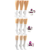 Women's White Sock Combination Size 9-11