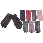 Wholesale Leather Gloves - Wholesale Women's Leather Gloves