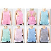 Women's Tied Back Tank Tops