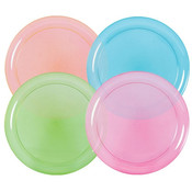 Wholesale Party Tableware - Wholesale Solid Color Party Supplies
