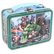 Marvel Avengers Assemble Embossed Tote Box