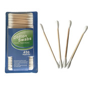 All Purpose Cotton Swabs 450 Count