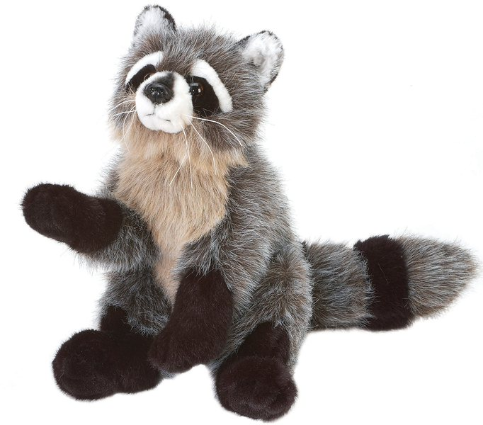 Wholesale 12 Quot Sitting Raccoon Sku 435267 Dollardays
