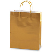 Gold Large Gift Bag