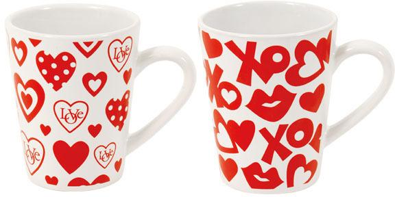 Wholesale Modern Silhouette Valentine Mug Sku 1877035
