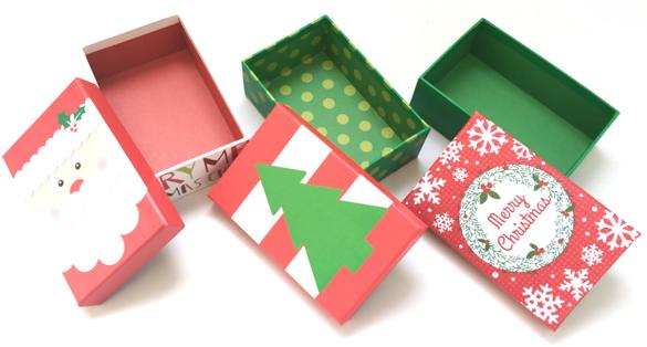 Wholesale Rectangle Christmas Gift Boxes (SKU 2127613 ...