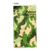 Printed Camouflage Table Cover