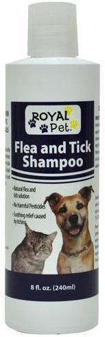 Royal Pet Flea and Tick Shampoo