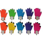 Wholesale Texting Gloves - Wholesale Touchscreen Gloves - Wholesale Tech Gloves