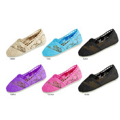 Girl's Shoes - Bulk Girl's Shoes - Ballet Shoes Cheap