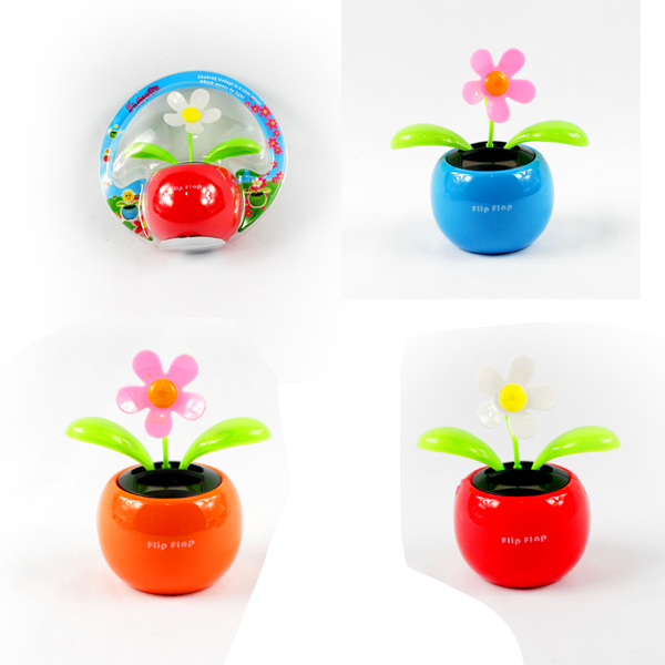 wholesale brand new solar powered flower cool dancing toys ... solar power wire diagram wire diagram solar dancing flower #7