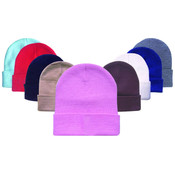 Wholesale Knit Hats - Bulk Beanies Knit Hats - Discount Knit Hats