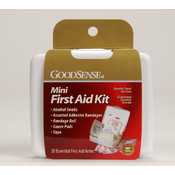 GoodSense® 20 Piece Mini First Aid Kit
