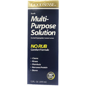 GoodSense® Multi Purpose No Rub Contact Lens Cleaner 12 oz