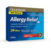 GoodSense® Allergy Relief Loratidine 10 Mg Tabs (Blister) 30 Count