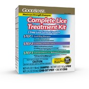 GoodSense® Lice Treatment Kit