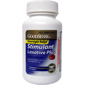GoodSense® Overnight Relief Stimulant Laxative Plus