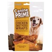 Sergeant S Canine Prime Chicken Sweet Potato Wraps Dog Treats