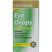 GoodSense® Eye Drops Ac Irritation Relief .5 oz