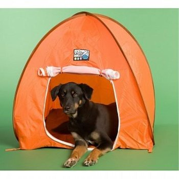 Medium Size Pop-Up Dog Tent with Carrying Case & Wholesale Medium Size Pop-Up Dog Tent with Carrying Case (SKU ...