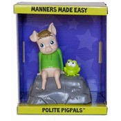 Manners Made Easy - Polite PigPals Bathroom Buddy