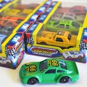 Die Cast Race Car 2""