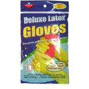 Latex Gloves, Size Medium