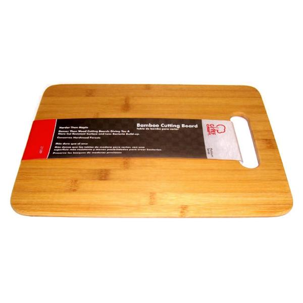 Elegant Bamboo Cutting Board Large