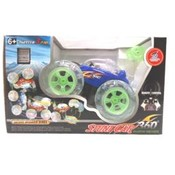 Remote controlled Shadow Breaker Stunt Car