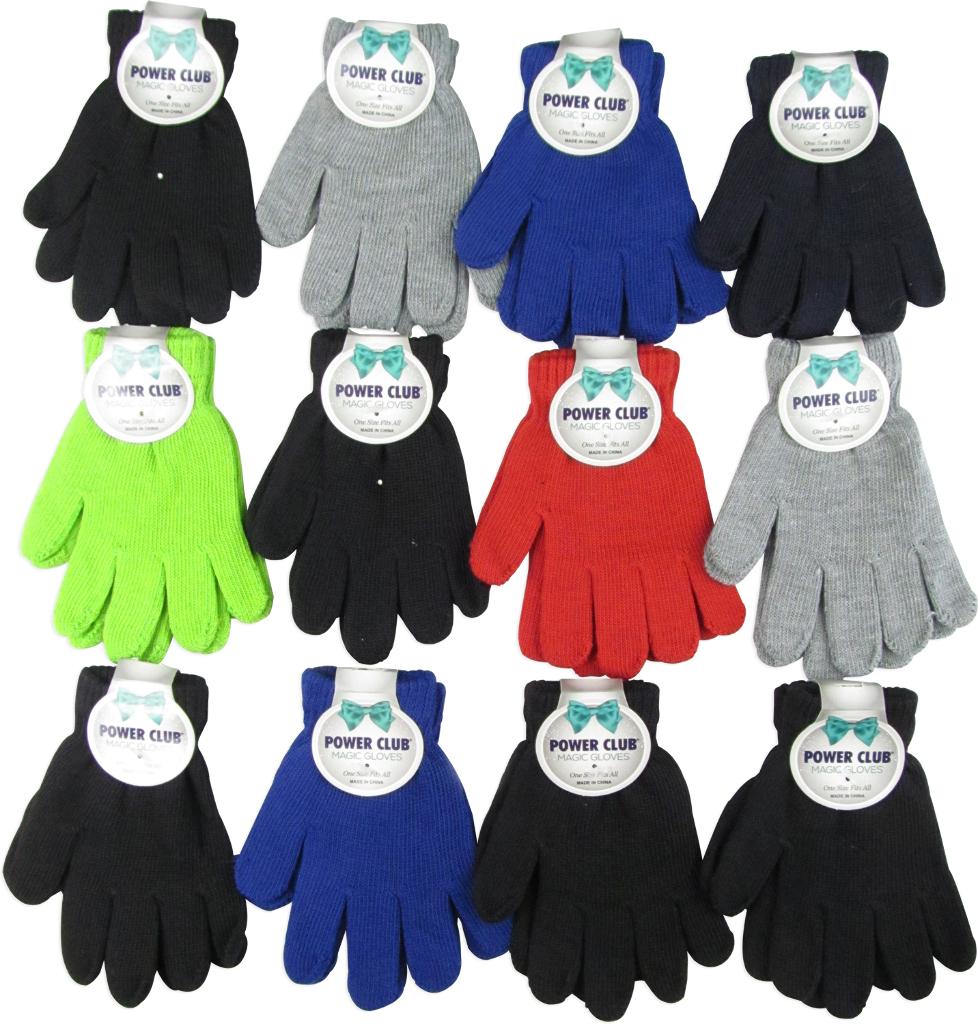"""Wholesale Children's Winter Gloves (5""""- 5.5"""") (SKU 1931135"""
