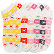 Ladie's Spandex Socks, 9-11