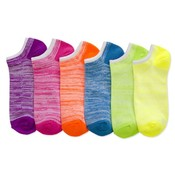 Women's Marled Ankle Socks Size 9-11
