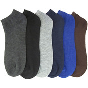 Wholesale Ankle Socks - Adult Ankle Socks - Discount Ankle Socks