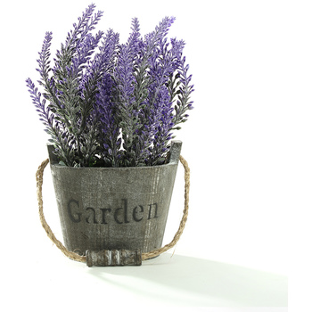 Wholesale artificial plants wholesale artificial flowers dollardays vintage a bouquet of artificial lavender flowers f mightylinksfo
