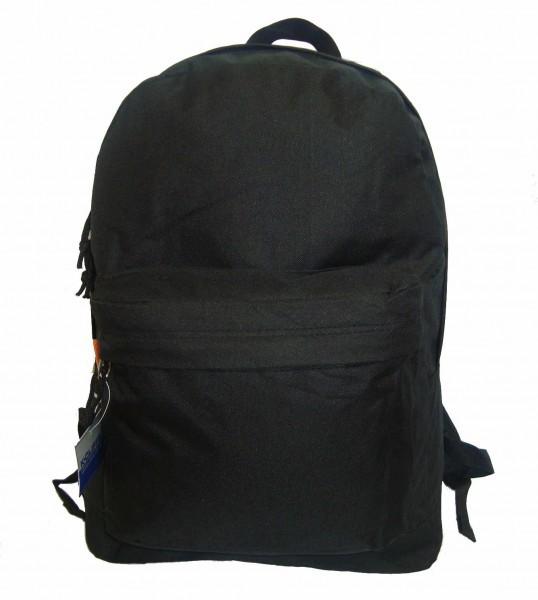 Wholesale 18 Quot Classic Backpack Black Sku 703107 Dollardays