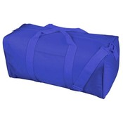Nylon Squared Duffel Bag