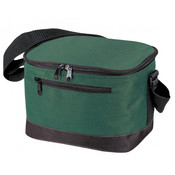 6 Pack Poly Cooler [Dark Green]