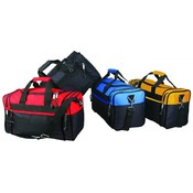 "600D Poly 17"" Duffel Bag"